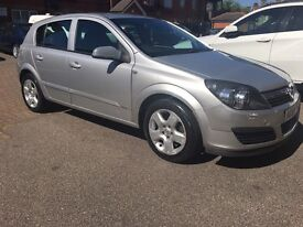 Vauxhall Astra 1.4 litres..2007 plate