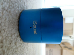 Fire iSound 1685 rechargeable portable speaker