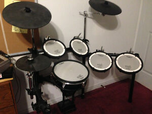 Roland Td-9 Electric drum kit with upgrades.