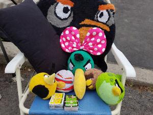 Angry Birds Toutous et jeux