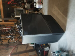 Classic 48 inch Toshiba rear projection t.v
