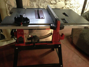 "MODEL 3410 10"" SKILL TABLE SAW"
