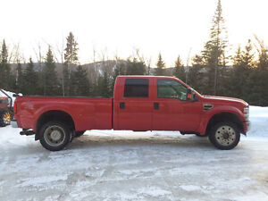 2008 Ford F-450 Lariat Camionnette