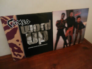 Vinyl Records/LP's Cameo Hip Hop Word Up! Lot of 2