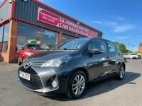 2014 Toyota Yaris 1.33 VVT-i Icon 5dr CVT Auto Hatchback Petrol Automatic