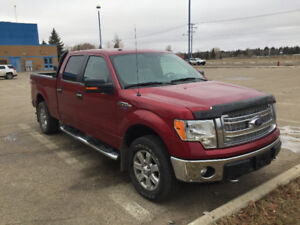 2014 Ford F-150 XLT/XTR Supercrew Only 34000 kms **SOLD**