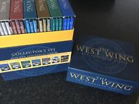 West wing did box set complete series