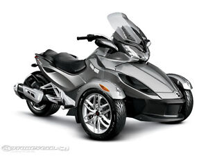 Location CAN am spyder