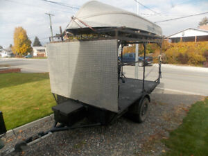 ATV Hunting , Fishing Trailer