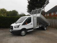 Ford Transit 350 L3 Toolpod Alloy Tipper 2.0 130ps Euro 6