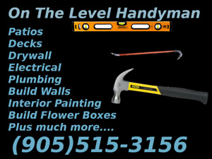 On The Level Handyman Services