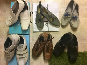 Assorted Brand Shoes (sizes 11-13)