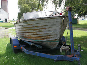 antique wood boats Sarnia Sarnia Area image 4