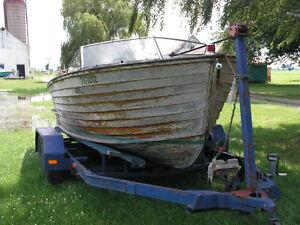 antique wood boats Sarnia Sarnia Area image 4