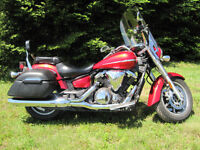 Yamaha V Star 1300 Touring Motorcycle For Sale