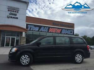 2016 Dodge Grand Caravan CVP Canada Value Package  ACCIDENT FREE