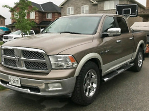 2010 Dodge Ram Laramie Crew Cab Loaded, clean no rust