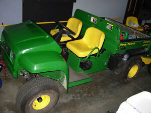 Johh Deere Utility Vehicle
