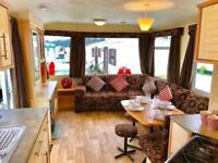 Stunning starter caravan for sale at Cresswell Towers