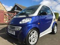 2002 SMART FORTWO 0.6 CITY COUPE LHD