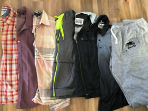 Men's Brand Name Second Hand Clothing