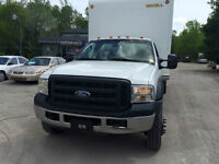2007 Ford F-550 XL, V8 TURBO DIESEL, MINT CONDITION!!