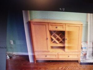 Maple  cabinet * Reduced