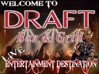 DRAFT ON 50th THE PLACE TO BE !!!!
