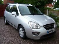 Kia Carens 2.0CRDi ( 7st ) SR new clutch, superb condition call 07790524049