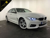 2015 BMW 420D GRAN COUPE M SPORT AUTO 1 OWNER SERVICE HISTORY FINANCE PX WELCOME