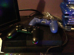 Selling ps4 500gb
