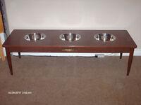 dog food table