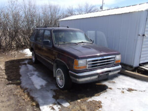 For Sale- Ford Explorers