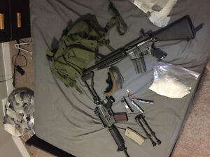 Huge Airsoft Collection: Everything must GO!