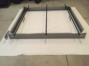 Hotel-style frame for a King bed