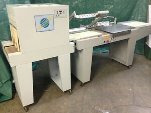 EMBALLEUSE SCELLEUSE EMBALLAGE SHRINK