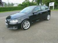 2012 12 AUDI A3 1.6 TDI SPORT 5DR ONLY 60000 MILES £20 TAX 1 LADY OWNER PASSAT
