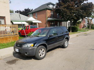 2006 FORD ESCAPE XLT T TESTED 1700