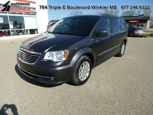 2016 Chrysler Town  Country Touring   - $198.68 B/W
