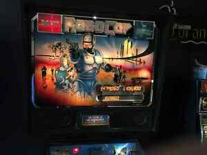 Robo Cop Pinball Machine