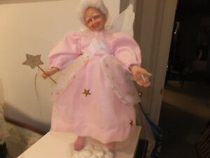 STORY TIME TREASURES (FAIRY GODMOTHER) DOLL