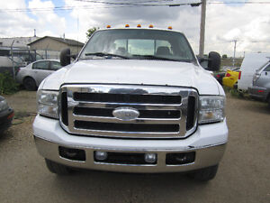 2006 Ford F-350..4x4..196km...Long Box..