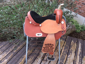 New ProRider Trophy Saddle