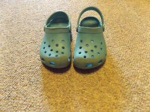 Blue Crocks