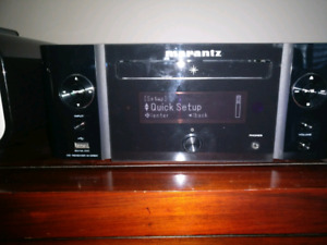 Marantz MCR-611 Network CD Receiver