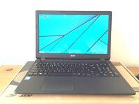 Acer Aspire E15 laptop/8Gb RAM/1 TB Hard drive/ Windows 8.1 Office 2013 as new quality