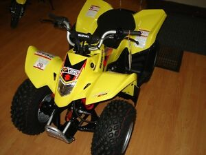 Suzuki motorcycles and kids atv's