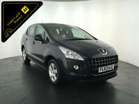 2013 63 PEUGEOT 3008 ACTIVE HDI DIESEL 1 OWNER PEUGEOT HISTORY FINANCE PX