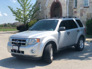 2011 Ford Escape Manual 5spd FWD XLT