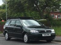 Vauxhall/Opel Astra 1.6i ( a/c ) 1999MY LS,FULL MOT,READY TO GO
